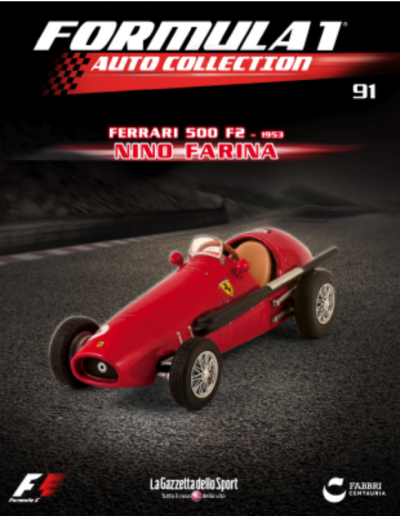 Formula 1 Auto Collection - Issue 091