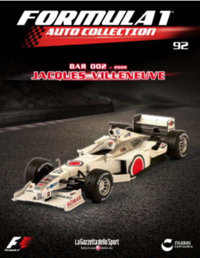 Formula 1 Auto Collection - Issue 092