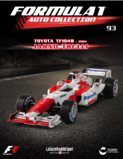 Formula 1 Auto Collection - Issue 093