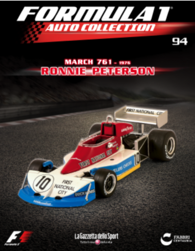 Formula 1 Auto Collection - Issue 094