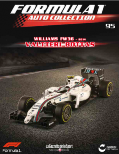 Formula 1 Auto Collection - Issue 095