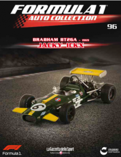 Formula 1 Auto Collection - Issue 096