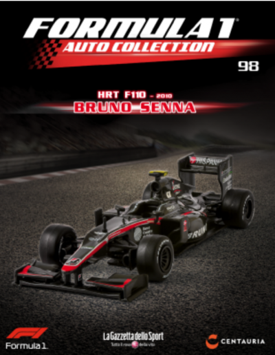Formula 1 Auto Collection - Issue 098