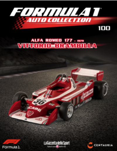 Formula 1 Auto Collection - Issue 100