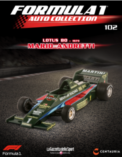 Formula 1 Auto Collection - Issue 102