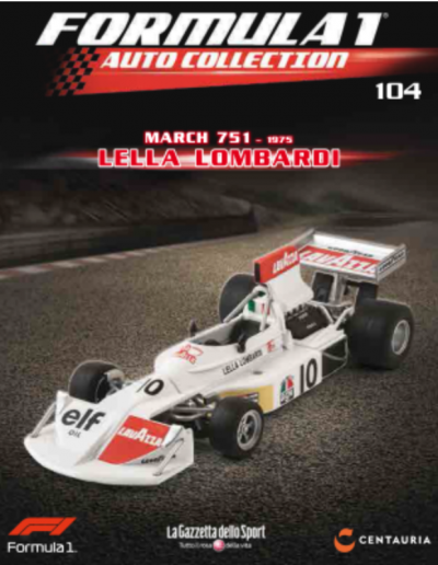 Formula 1 Auto Collection - Issue 104