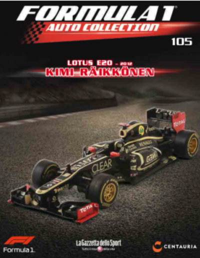 Formula 1 Auto Collection - Issue 105