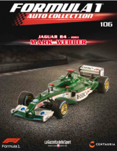 Formula 1 Auto Collection - Issue 106