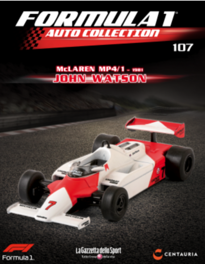 Formula 1 Auto Collection - Issue 107
