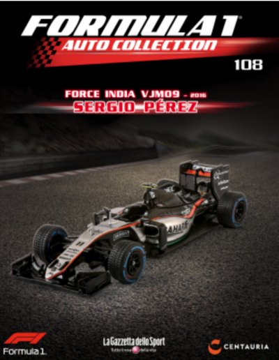 Formula 1 Auto Collection - Issue 108