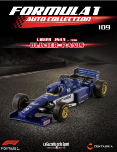Formula 1 Auto Collection - Issue 109