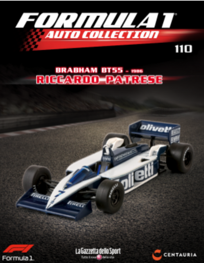 Formula 1 Auto Collection - Issue 110