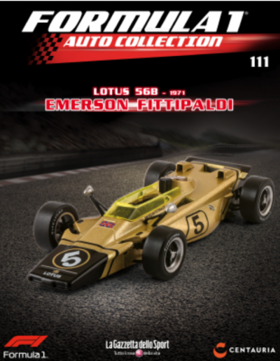 Formula 1 Auto Collection - Issue 111