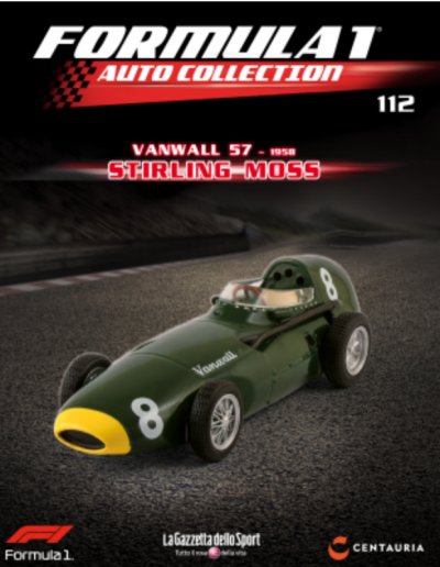 Formula 1 Auto Collection - Issue 112