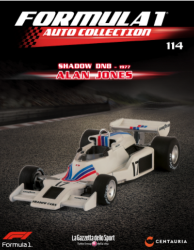 Formula 1 Auto Collection - Issue 114