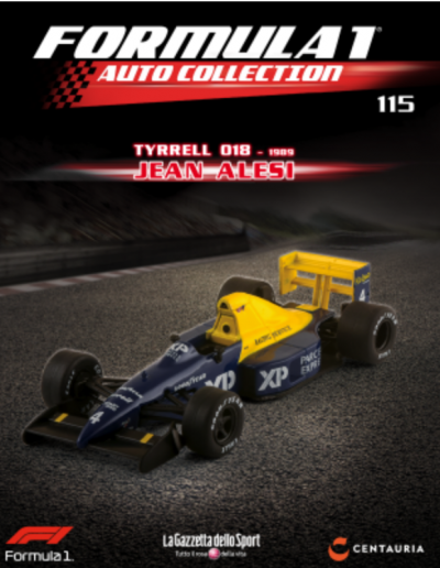 Formula 1 Auto Collection - Issue 115