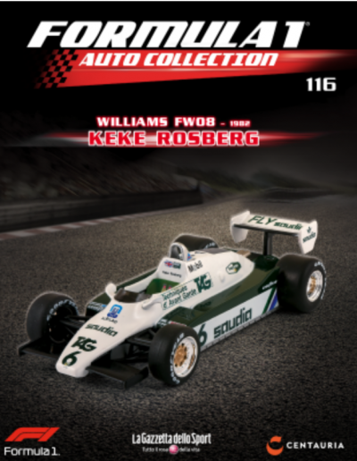 Formula 1 Auto Collection - Issue 116
