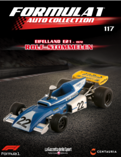 Formula 1 Auto Collection - Issue 117