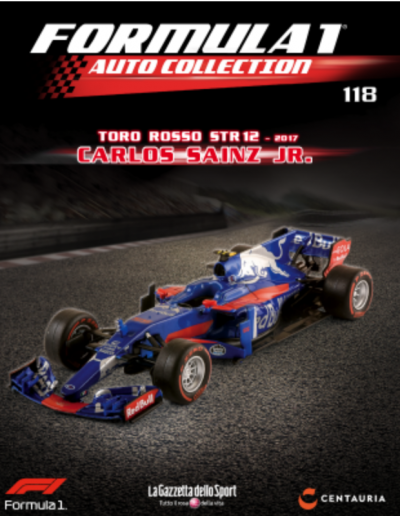Formula 1 Auto Collection - Issue 118
