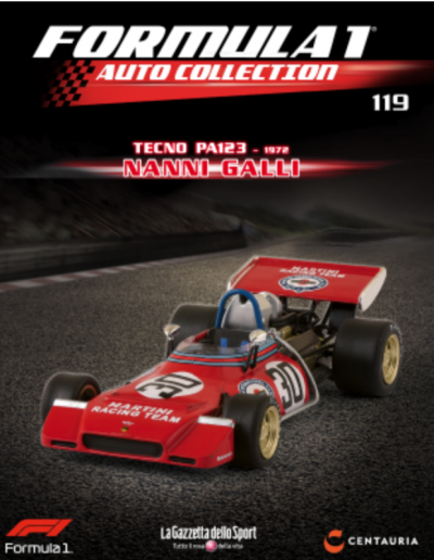 Formula 1 Auto Collection - Issue 119