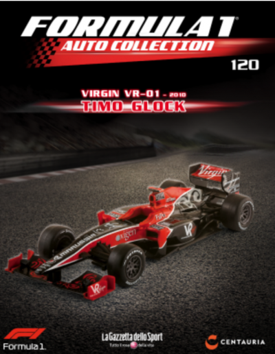 Formula 1 Auto Collection - Issue 120